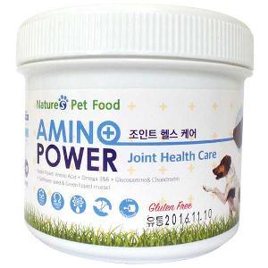 아미노 파워 영양제(스킨앤뷰티케어)200g 강아지 피모영양제
