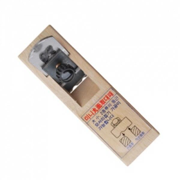 철마 미니손대패 CP-117 미니둥근모서리용