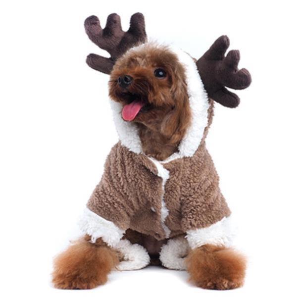 루돌프 애견의류 강아지옷 올인원