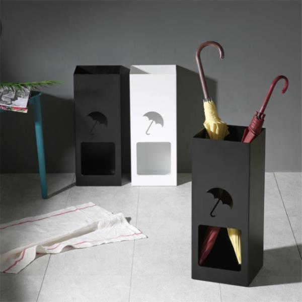 카페 우산 꽂이 심플 보관함 사각 박스형