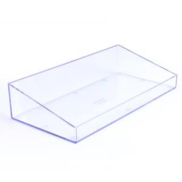 다용도 투명 사각 수납선반