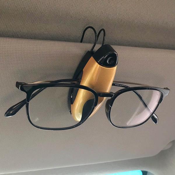 차량용 썬바이저 안경클립 1P