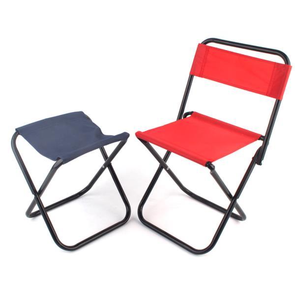휴대용 사각 접이식 의자