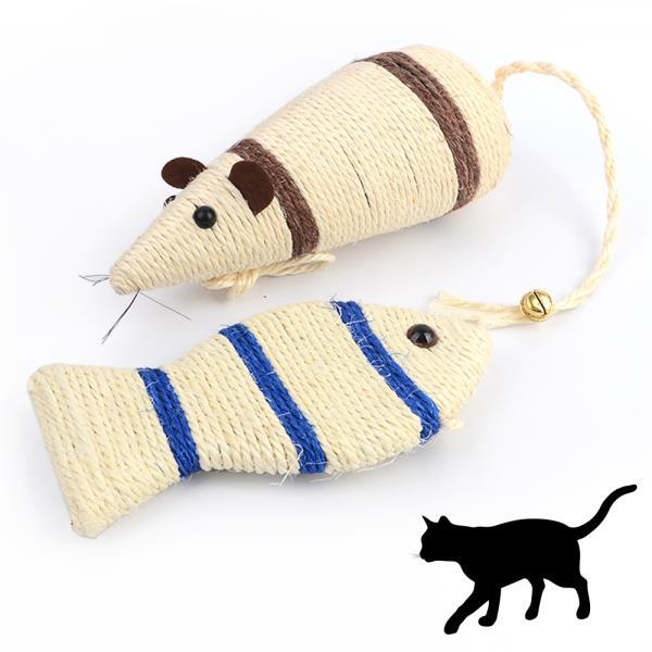 고양이 스크래쳐 장난감