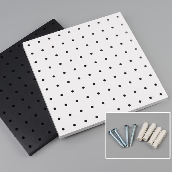 1P 벽고정용 페그보 타공판