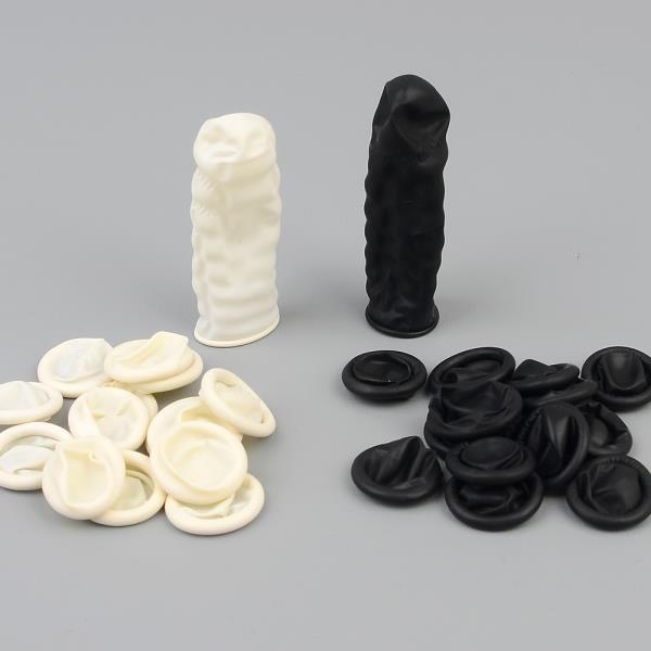 손가락 고무장갑