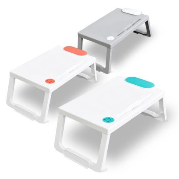 소형 다용도 접이식 좌식 책상 베드 테이블