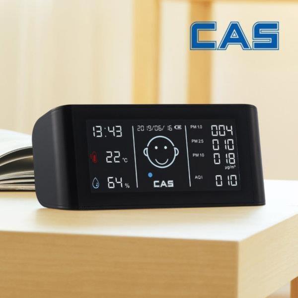 카스 미세먼지측정기 FM-322 1등급 성능인증